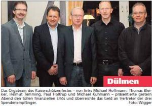 Quelle: Streiflichter Dülmen, Nr. 642 vom 15. Februar 2012