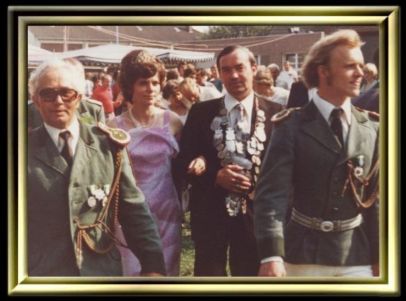 1976 Gerdemann Melles Altschützenkönig