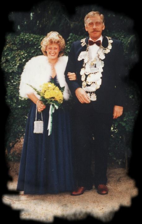 1986 Suttrup Welter Altschützenkönig