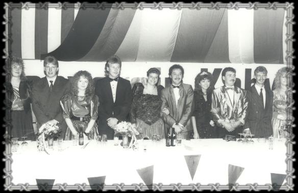 1990 Lehmann Hanke Jungschützenkönig