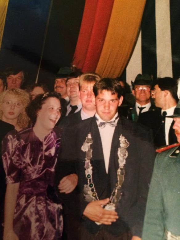 1992 Becker Brown Jungschützenkönig