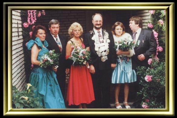 1992 Reinermann Averkorn Altschützenkönig