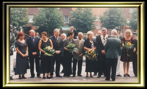 1996 Bürki Kappenberg Altschützenkönig