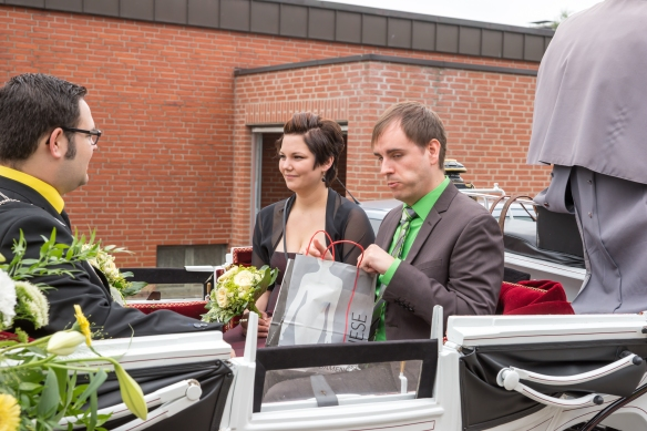 Ehrenpaar Niels Winkler und Michaela Lücke