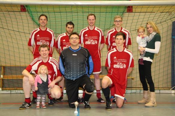 Die Mannschaft Mittwick-Weddern