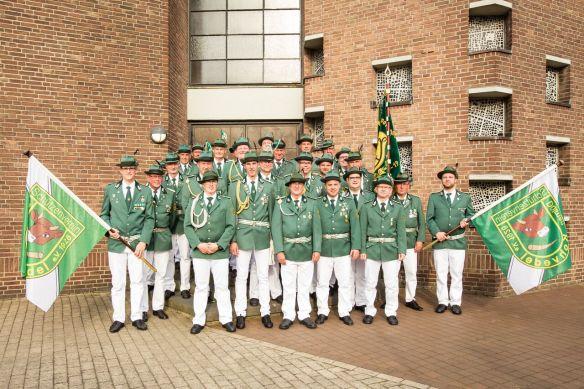 Das Offizierskorps 2016