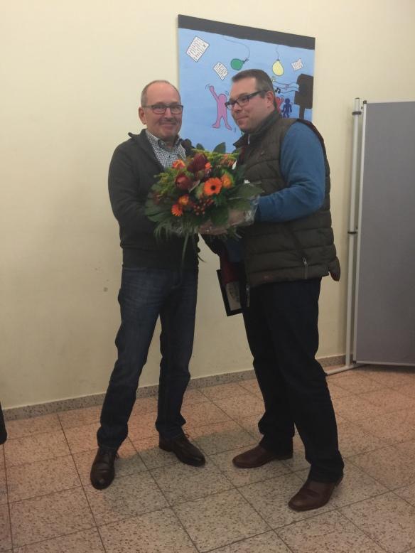 Björn entbindet Gottfried Neumark auf seinen Wunsch von seinen Aufgaben