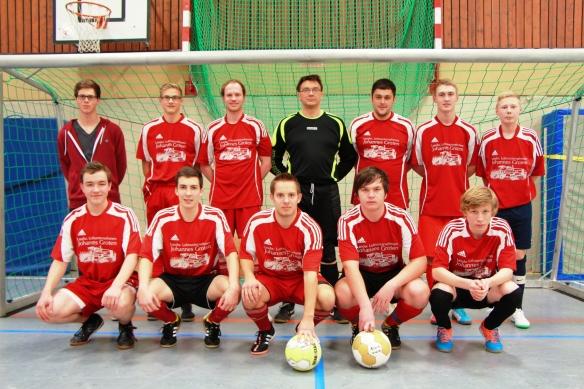 Die Mannschaft von Mittwick Weddern erreichte Platz 3.