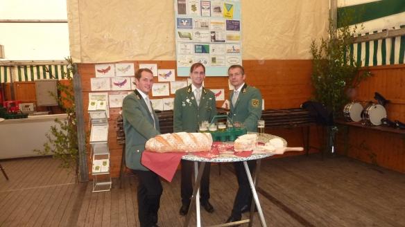 Das Brot der Bäckerei Böckmann