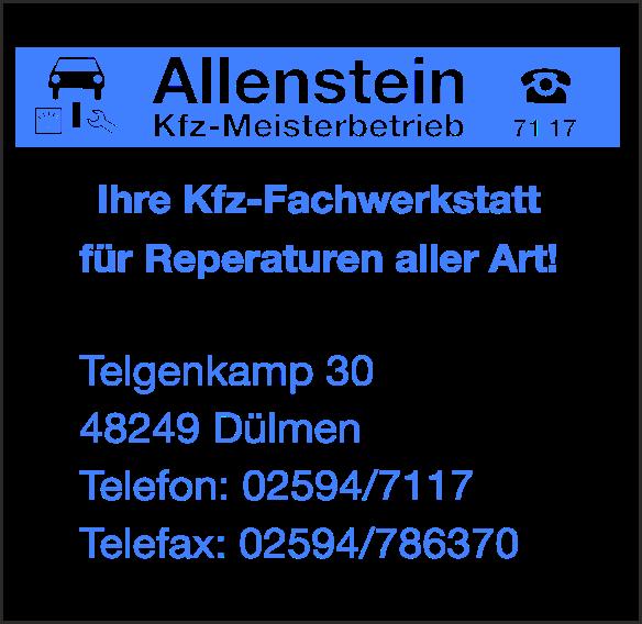 Kohvedel 2016 Sponsoren Faltflyer (Allenstein)