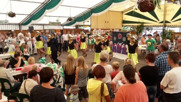 Showtanz der Wilmsberger Tanzgarde