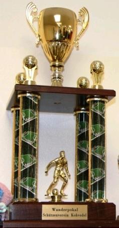 Um den Gewinn des Wanderpokals spielen in diesem Jahr 14 Mannschaften